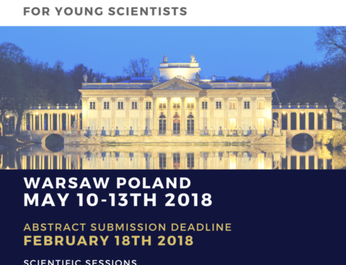 Abstract submission deadline announced!