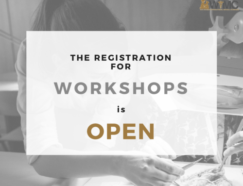 Registration for workshops is open!