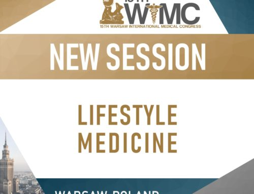 New session – Lifestyle medicine!