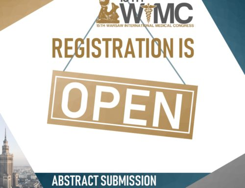 Send us your abstract today!