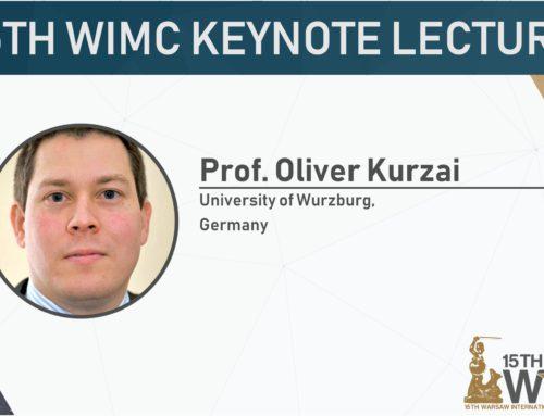 Keynote Speaker: Oliver Kurzai