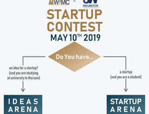 15th WIMC x Inkubator UW Startup Contest
