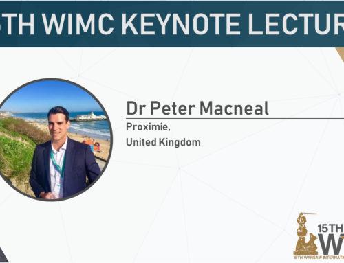 Keynote Speaker: Peter Macneal