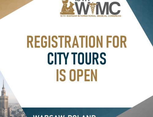 Registration for City Tours