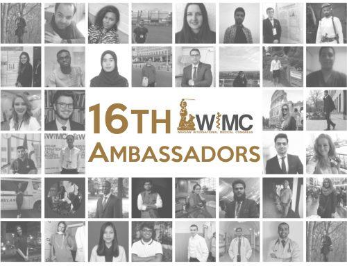 16th WIMC Ambassadors