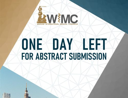 Call for abstracts: ONE DAY LEFT