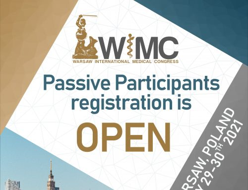 Passive Participants registration is open!